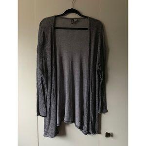 H&M Light Knit Open Cardigan